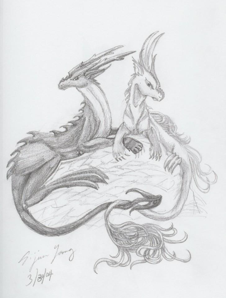 Babies Dragon