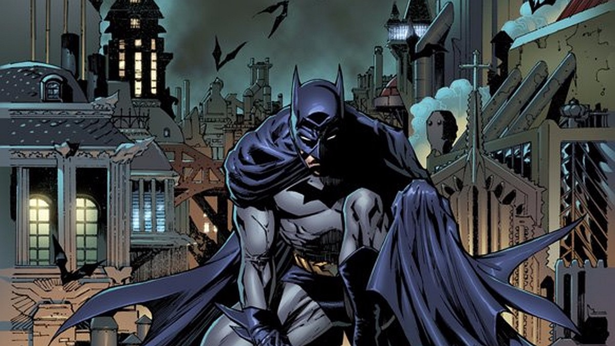 Batman Comic Wallpapers Picture
