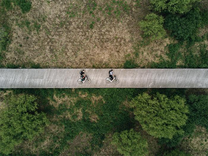 bike-drone