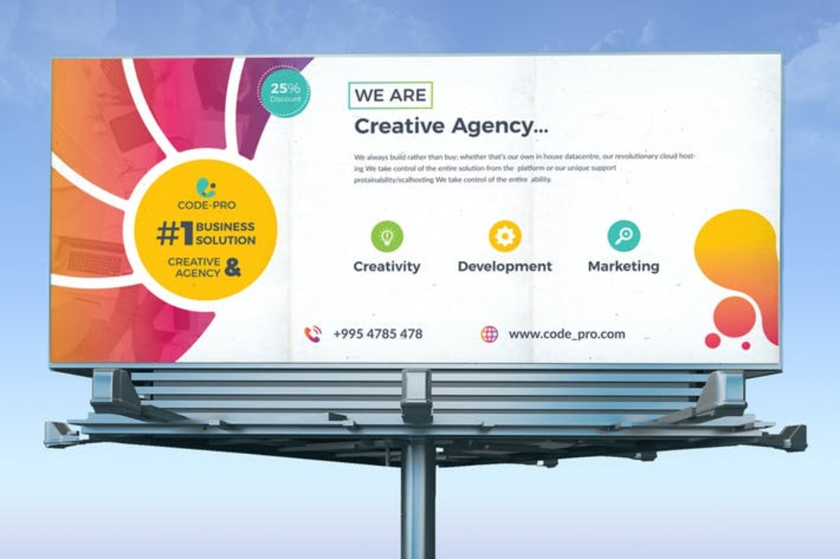 BillBoard AGENCY MOCKUP