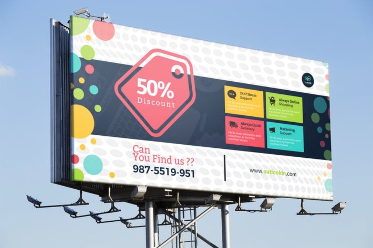 BillBoard MOCKUP CLEAN