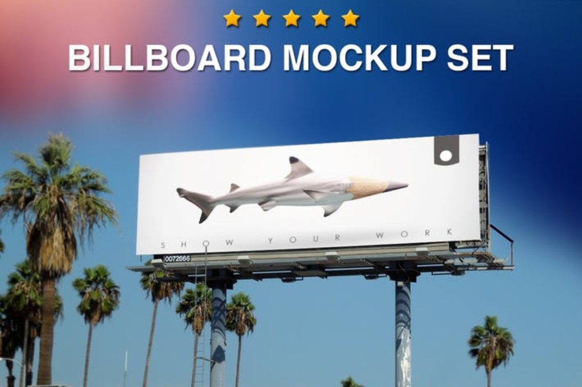 Billboard Mockup Set