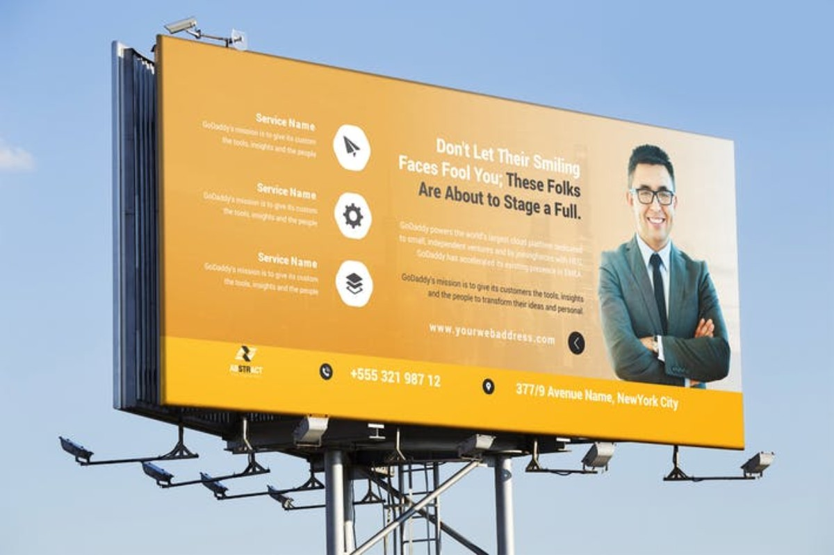 BillBoard Professional mockup