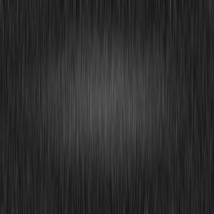 Brushed Dark Steel Metal Stock Texture