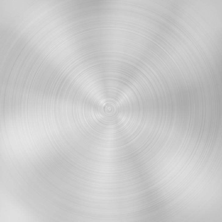 Brushed Spin Aluminum Metal Texture Stock Texture