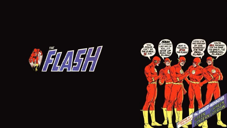 comic flash