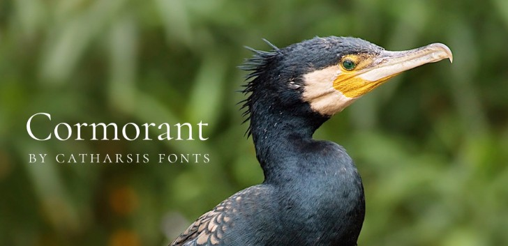 Cormorant an open source font family