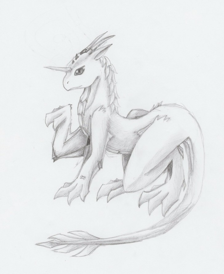 Cute Draco