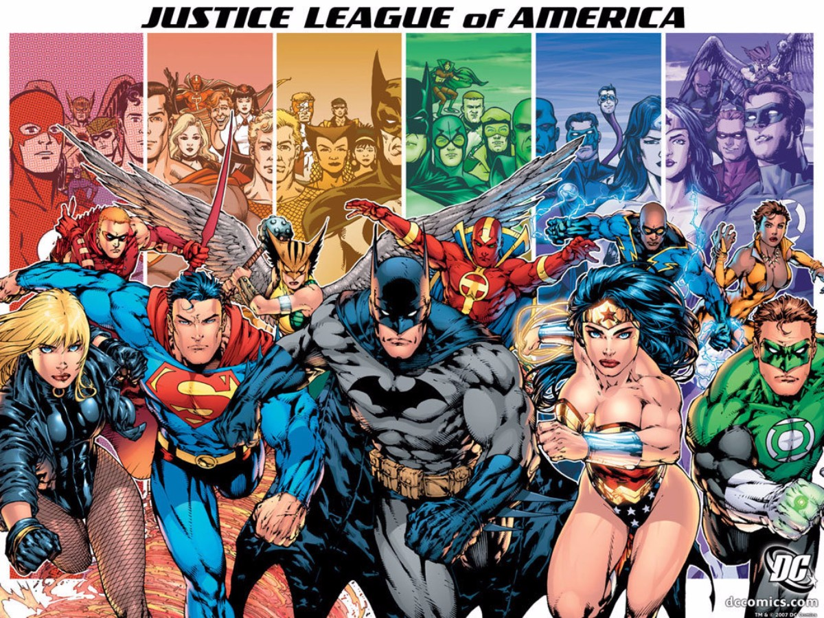 DC Comic HD Wallpaper