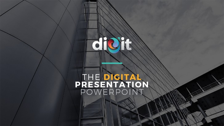 Digit One Stop Business Powerpoint