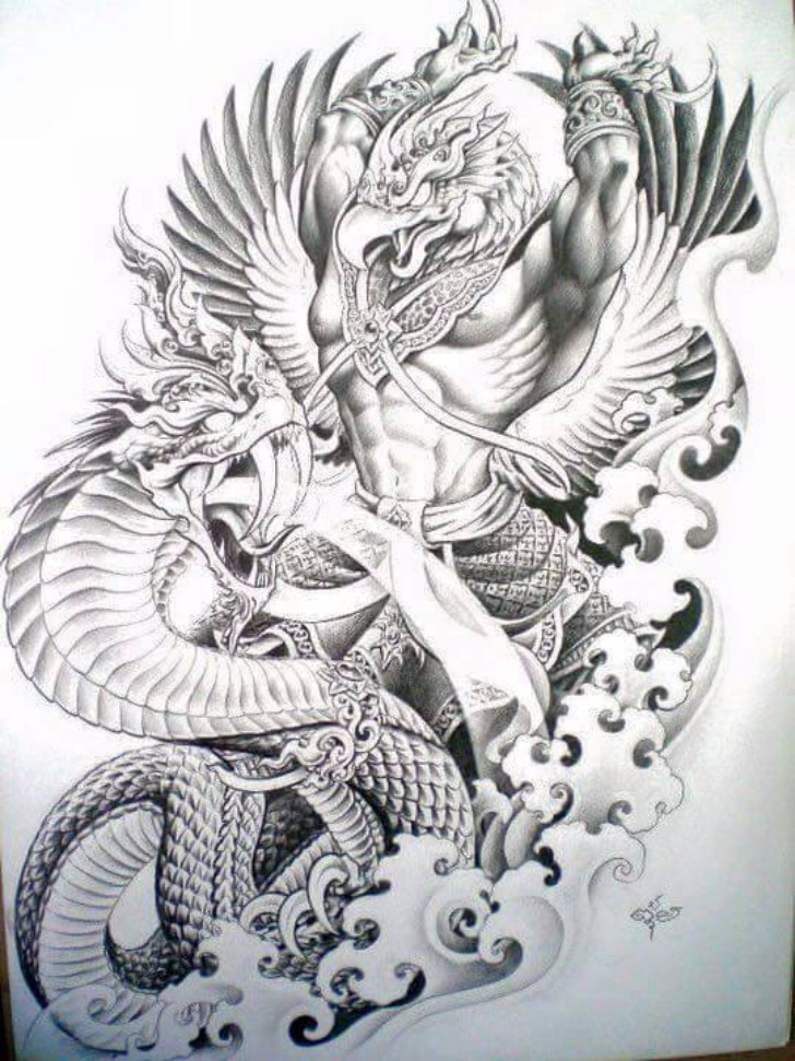 dragon tattoos ideas
