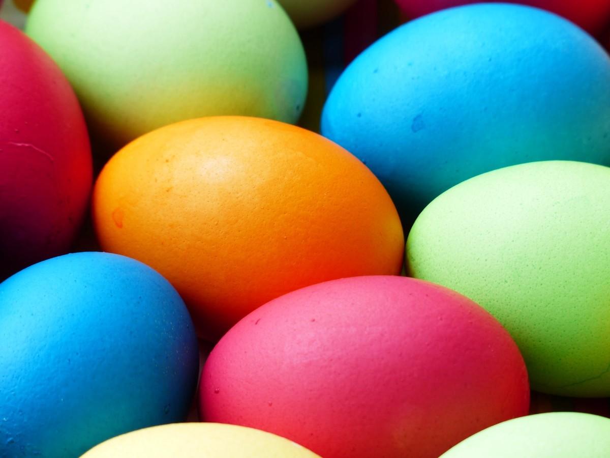 Easter Eggs 2018
