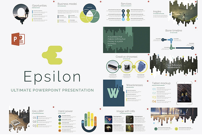 27 free company profile powerpoint templates for presentations epsilon free cheaphphosting Choice Image
