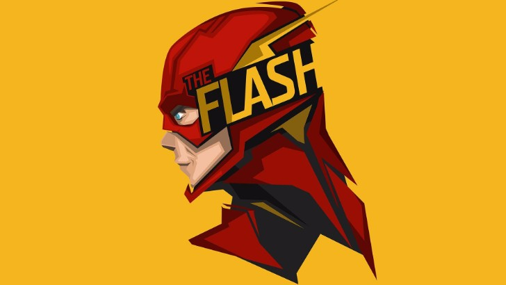 flash at the head