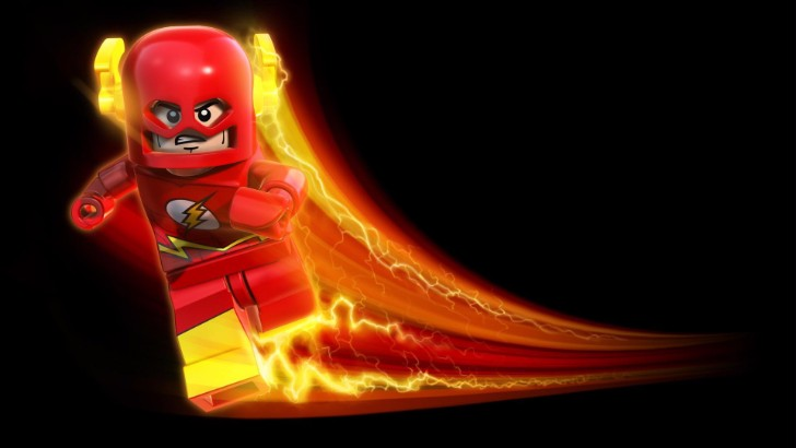 flash in lego