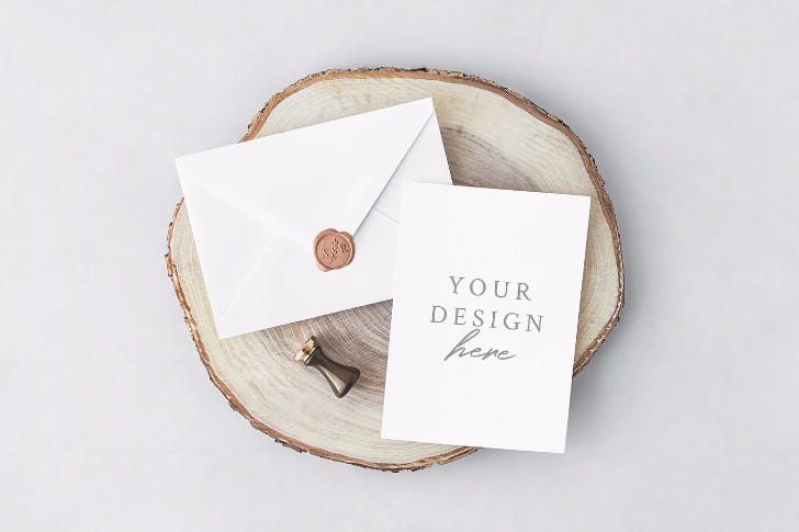 FREE Invitation Card Envelope