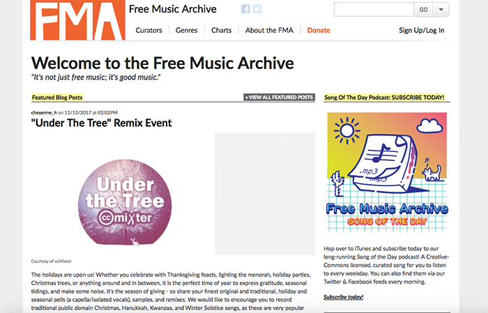 free-music-archive