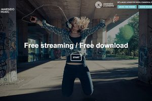 free music downloads and streaming
