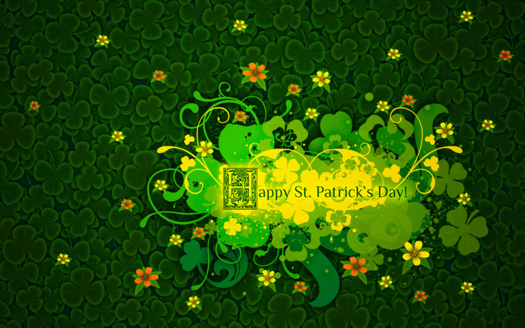 happy st patrick day 2018
