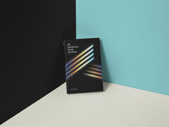 hardcover-book-showcasing-mockup