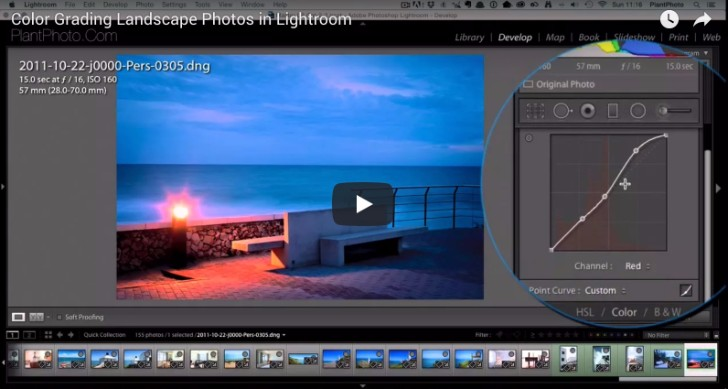 How to Color Grade Landscape Photos in Lightroom