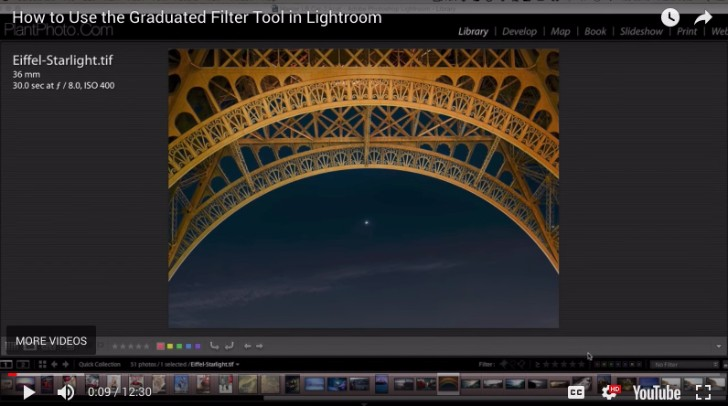 How to Use Lightrooms Graduated Filter Tool