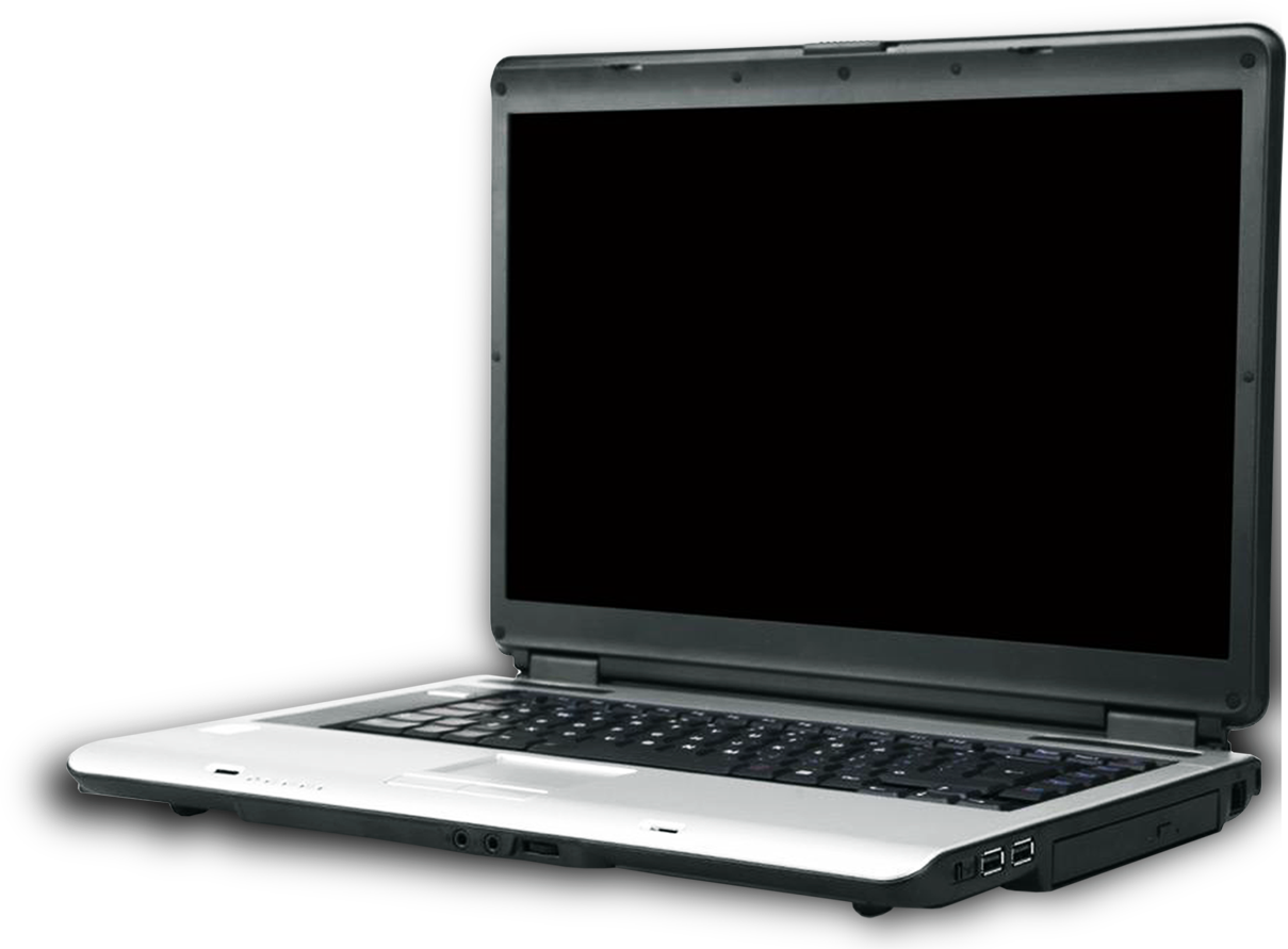Laptop notebook PNG image image with transparent background 14