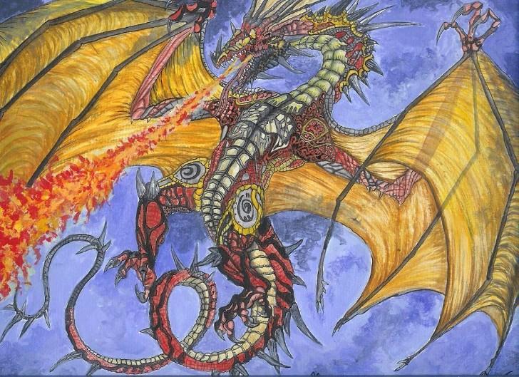 Malandru Dragon