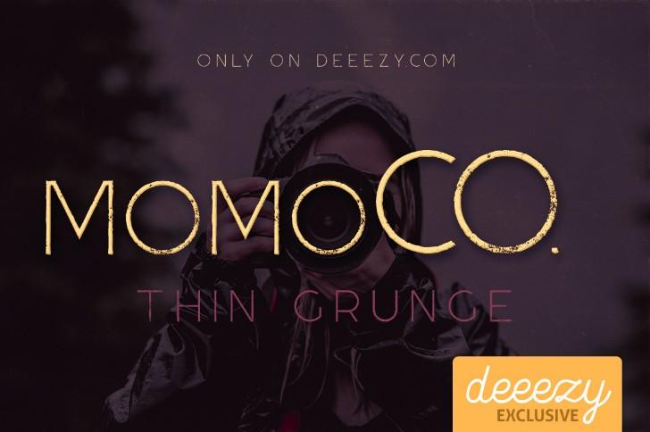 Momoco Thin Grunge