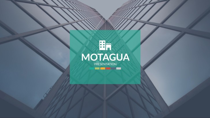 Motagua Multipurpose PowerPoint Template