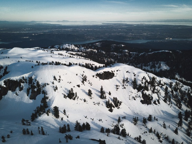 Mt Seymour Resort North Vancouver Canada