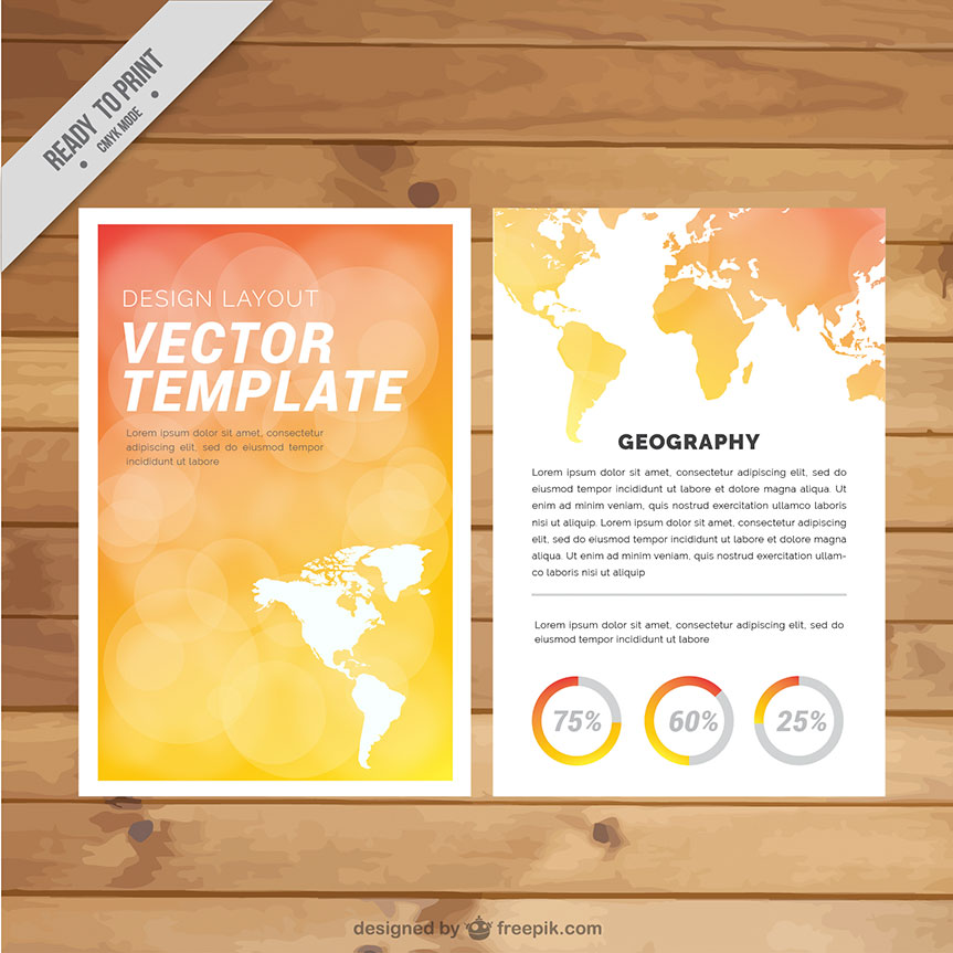 orange-vector-brochure