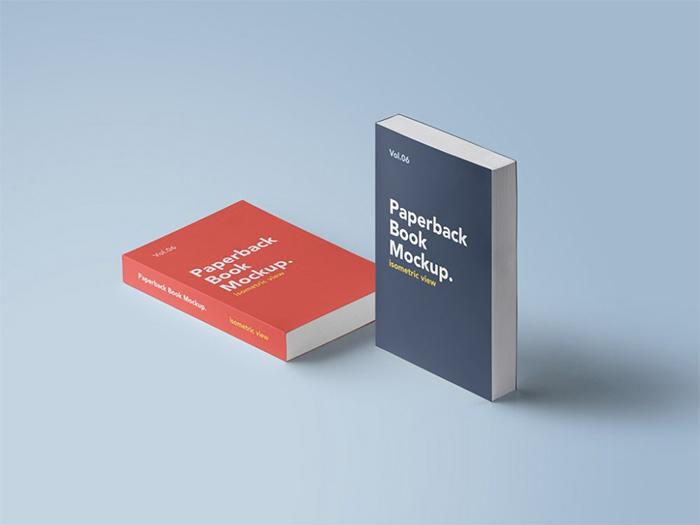 paperback-books-mockup