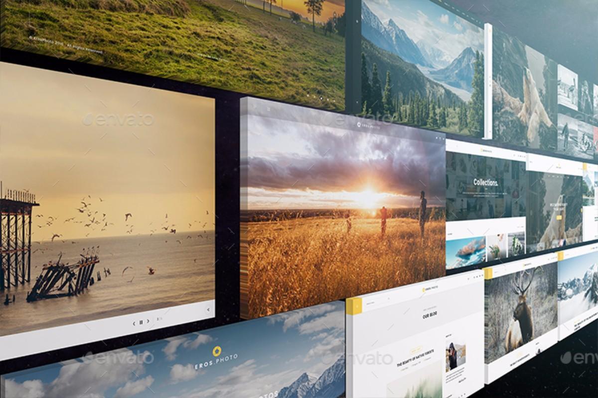 Perspective Presentation Web Mockup v2