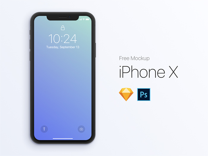 phone-x-sketch-psd-mockup