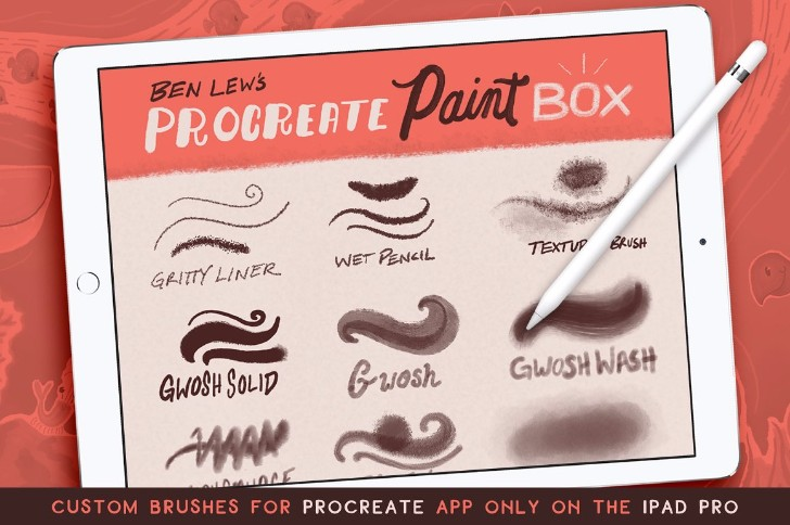 Procreate Paint Box
