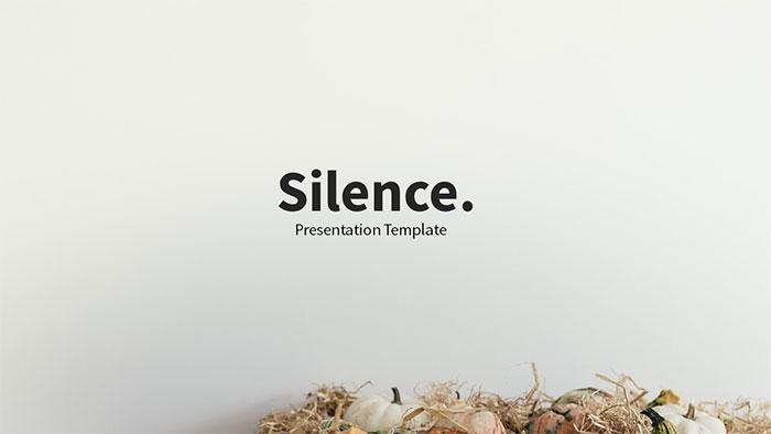 silence-google-slides
