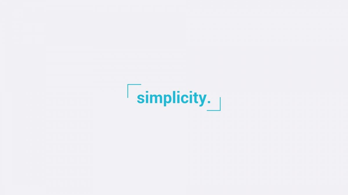 Simplicity Premium and Easy to Edit Template