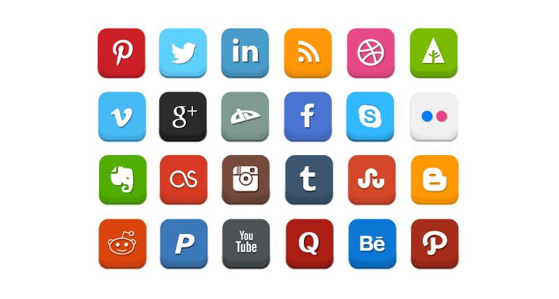Social Media Set 24