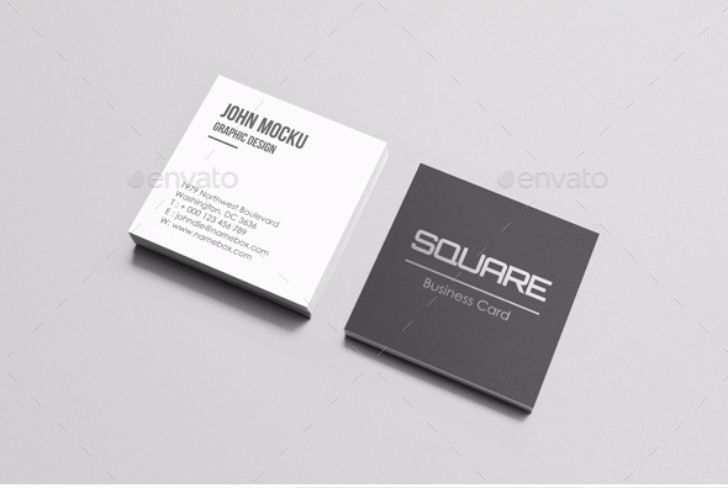 25 square business card mockup templates mashtrelo square business card mockups 12 psd reheart Image collections