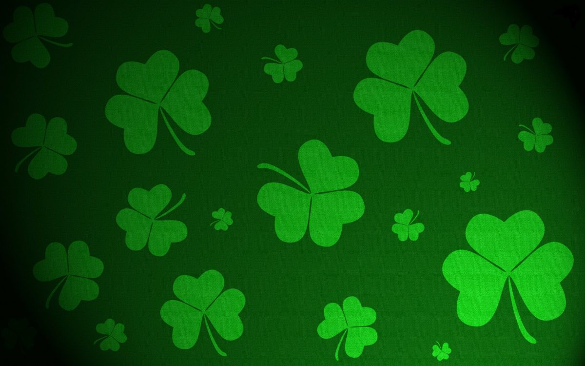 st patrick background
