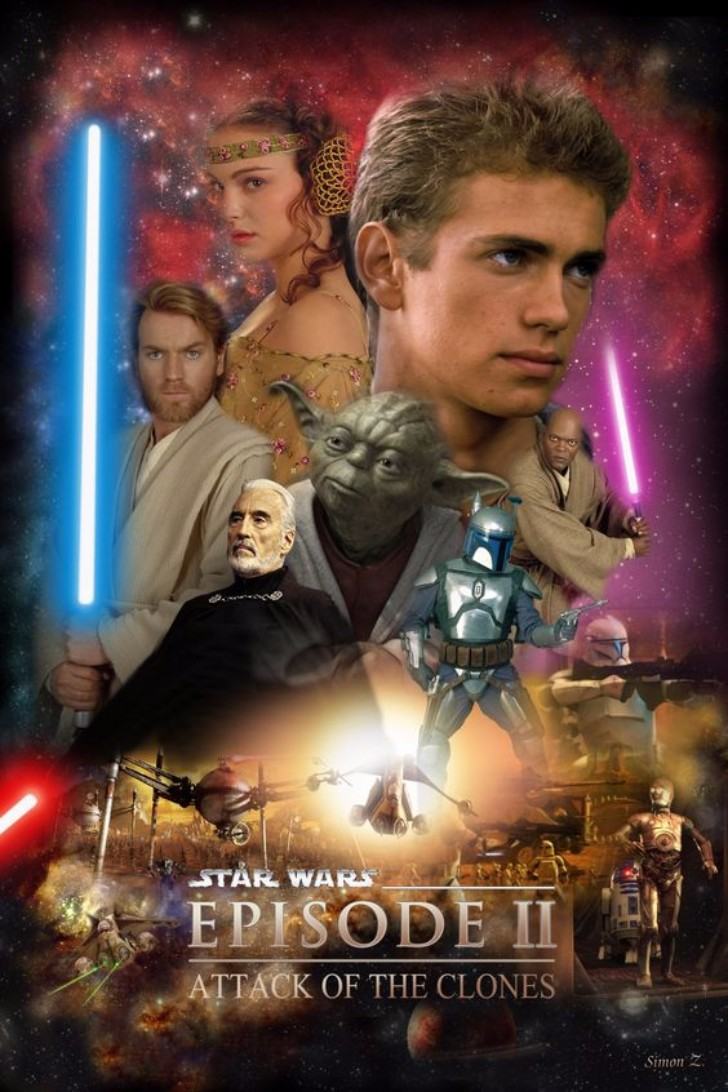 STAR WARS EPODODE II