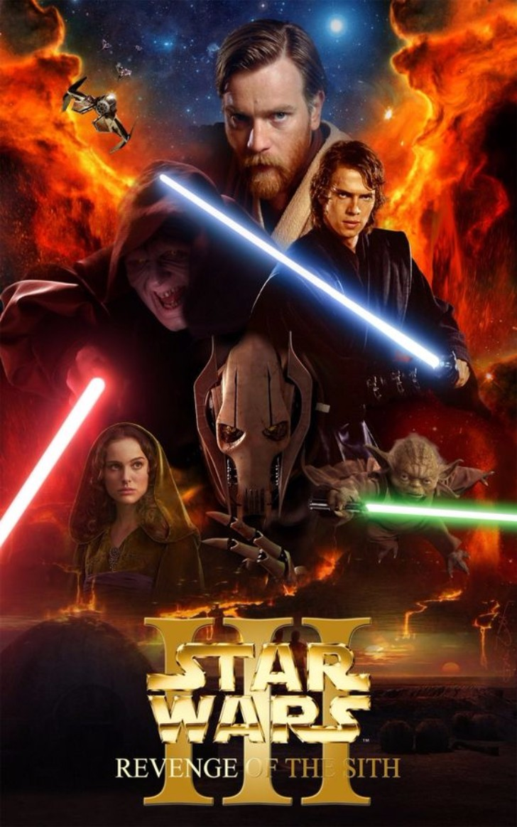 STAR WARS REVENGE OF THE SITH III