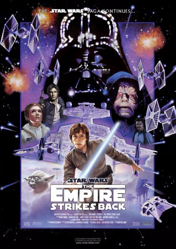 STAR WARS THE EMPIER