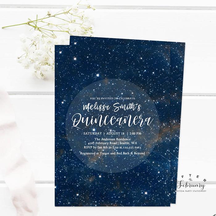 starry-night-quinceanera-invitation