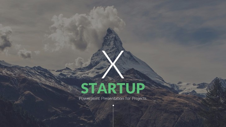 startup x perfect pitch deck powerpoint template updated free download