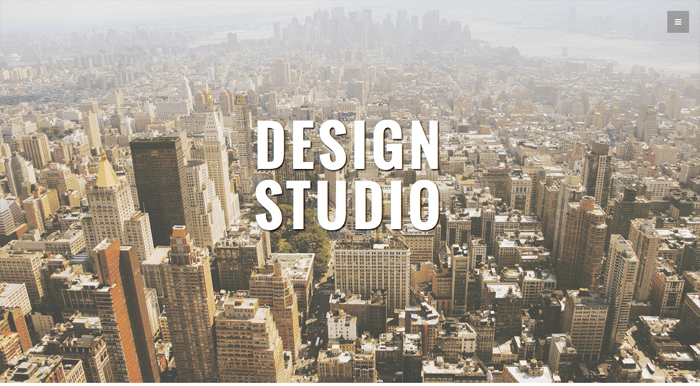 Studio One Page Theme