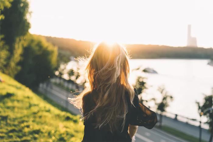 sunny-hair