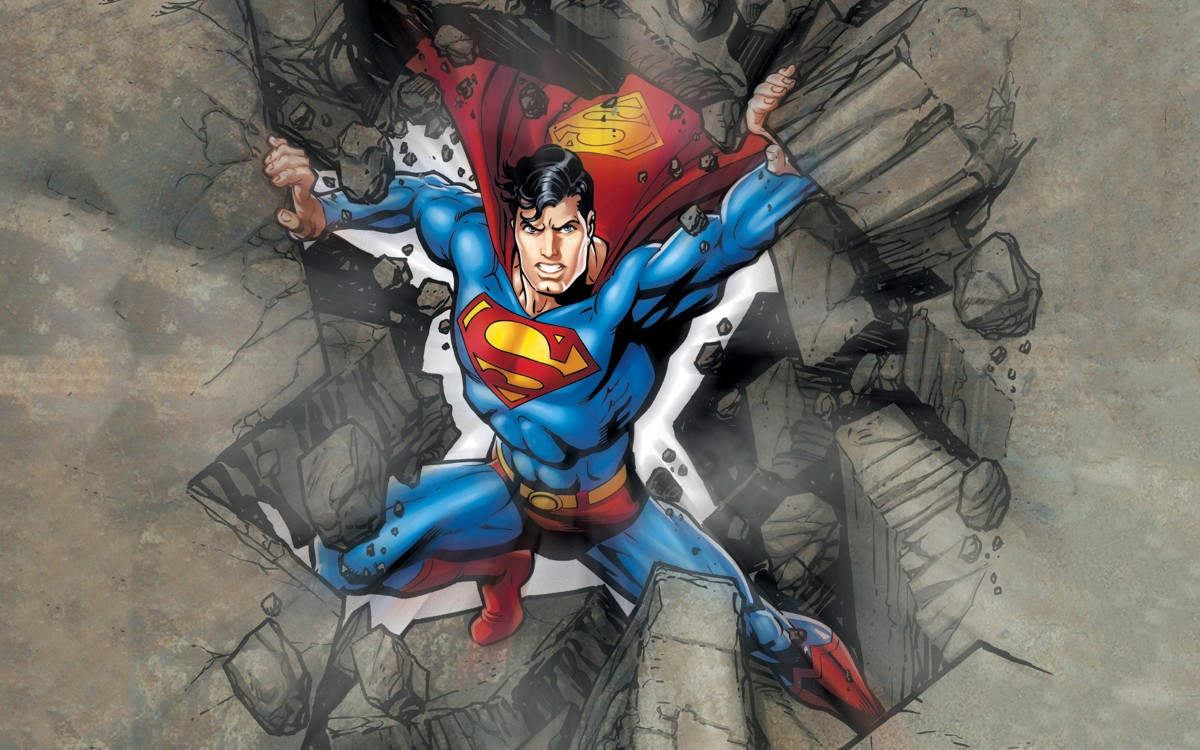 Superman Comic wallpaper