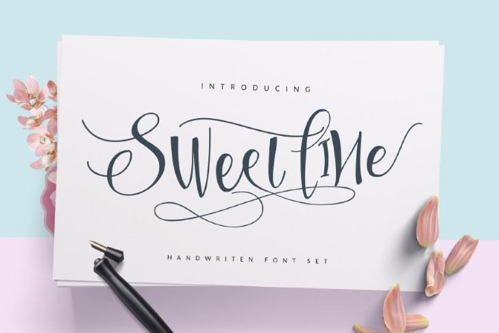 Sweetline Script